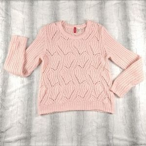 Divided H&M Acrylic Knitted Sweater Size Medium